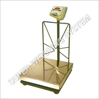 Light Duty Platform Scale