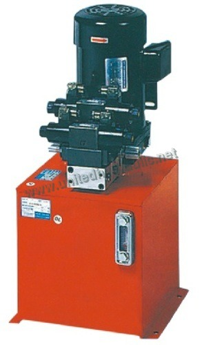 Hydraulics AC Power Pack