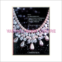 Christie's Royal House Jewellery Book