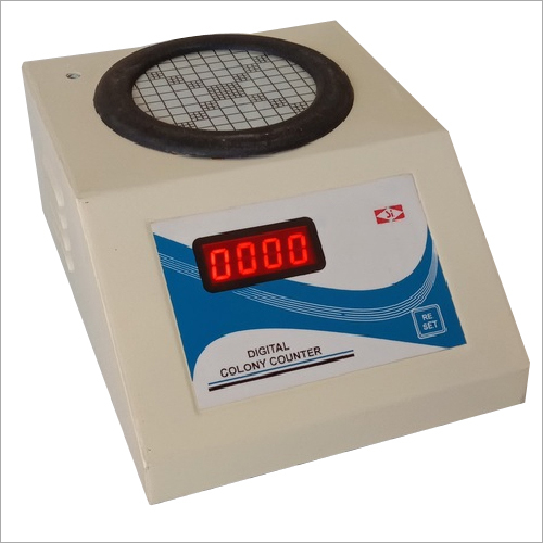 Automatic Digital Colony Counter
