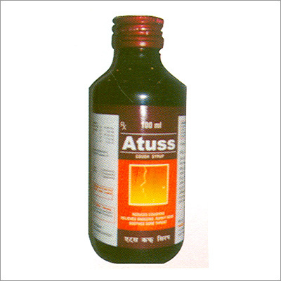 Atuss Cough Syrup