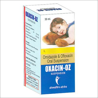 Oxacin-OZ Suspension