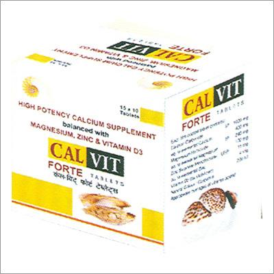 Calvit Forte Tablets