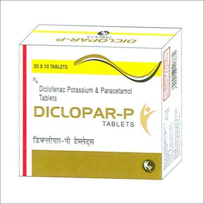 Diclopar P Tablets