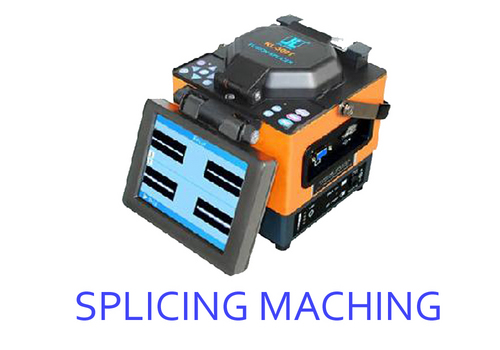 Optical Fiber Splicing Machine