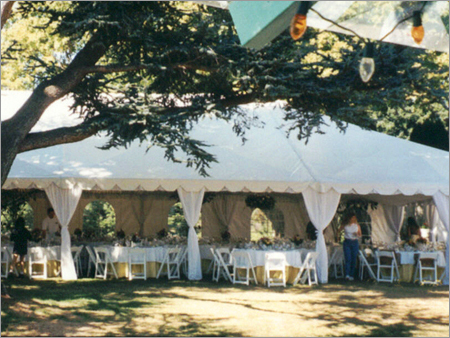 Wedding Frame Tent
