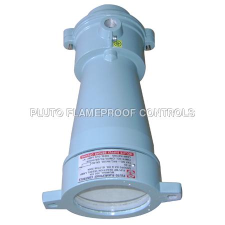 Flameproof Weatherproof Reaction Vessel Lamp