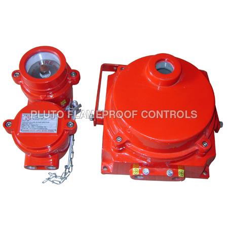 Flameproof Fire Alarm Enclosure