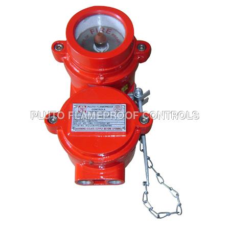 Fireproof Fire Alarm Enclosure