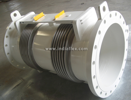 Dual Hinge Expansion Joint