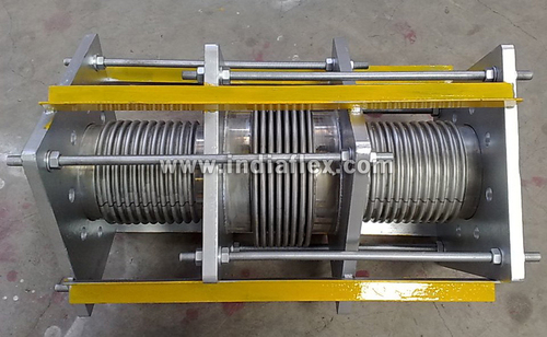 In line Pressure Balance Expansion Joint