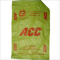 Green Cement Bags