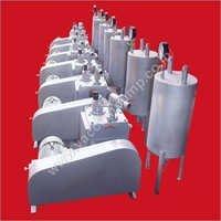 Heavy Duty Vacuum System