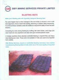 Mining Blasting  Mats