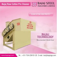 Raw Cotton Pre Cleaner