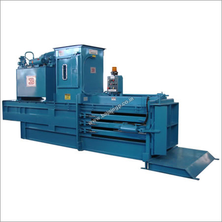 Horizontal Baling Press