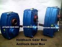 Holdback Antilock SMSR Gearbox