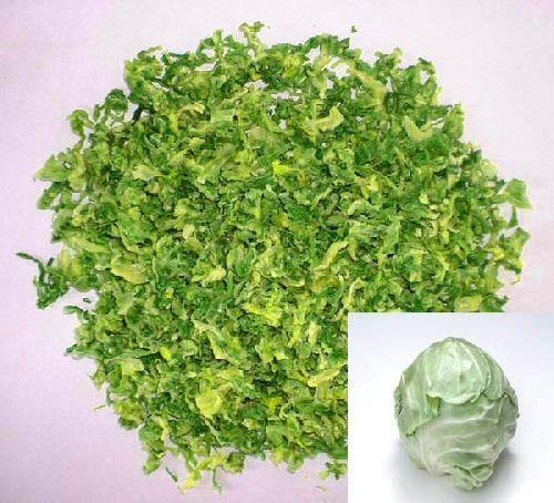 Dehydrated Cabbage Flakes