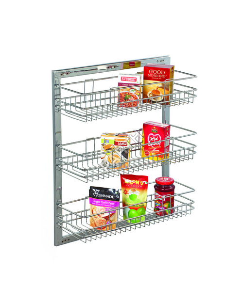 Stainless Steel Kitchenware Basket
