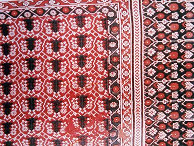 Bhat Design Sarees