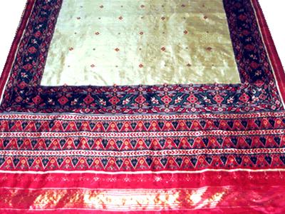 Traditional Patan Patola Sarees