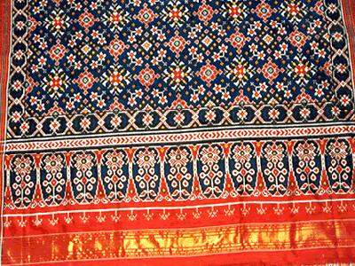 Original Patan Patola Sarees