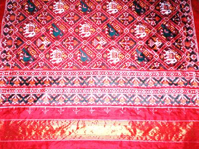 Original Patola Saree