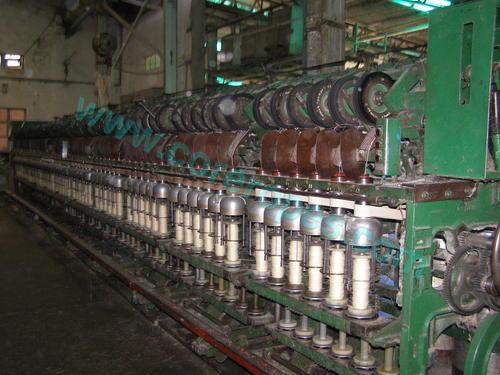 Yarn Manufacturing Plant