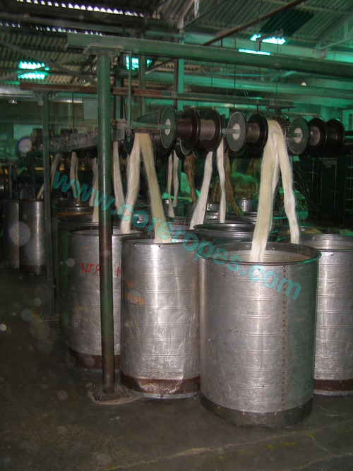 Intermediate Spinning Process