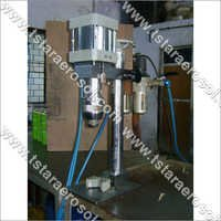 Semi Automatic Valve Crimping Machine