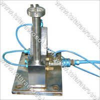 Aerosol Valve Cutting Machine