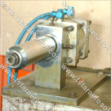 Automatic Valve Crimping Machine