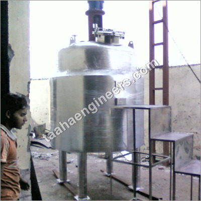 Chemical Plant Reactor