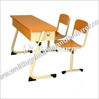 Double Desk School Chairs