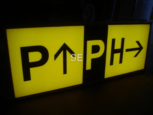 Airport Led Signage Boards