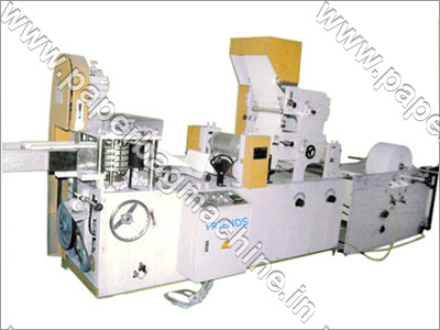 Fixed Size Paper Napkin Machine