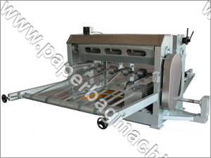 Automatic Reel to Sheet Cutter