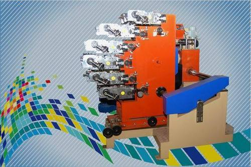 Eight Colour Dry Offset Printing Machine