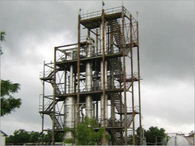 Waste Plastic Processing Plant