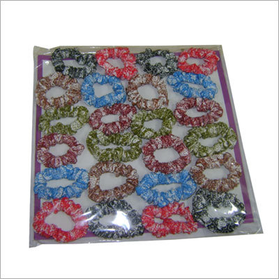 Cotton Print Small Bands