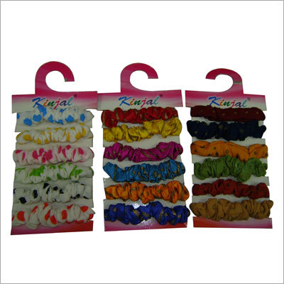 Designer Elastic Hair Bands