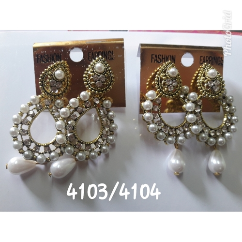 Antique Medium Earrings