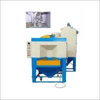 Cookware Blasting Machine