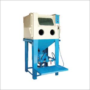 Cabinet Pressure Blasting Machine