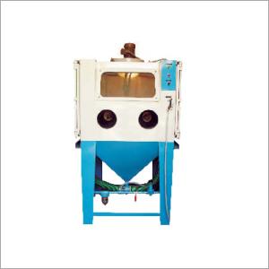 Cabinet Type Suction Blasting Machine