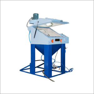 Footwear Mould Cleaning Machine