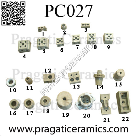 Ceramic Connector Blocks Refractories