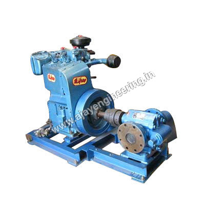 Diesel Engine Driven Gear Pumps