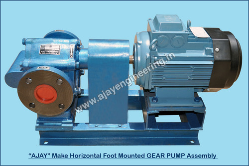 Furnace Oil & Light Diesel Oil Pump