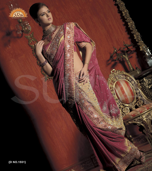 Antique Saree